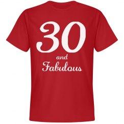 Fabulous 30