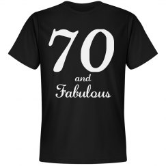 Fabulous 70