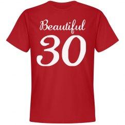 30 and beautiful