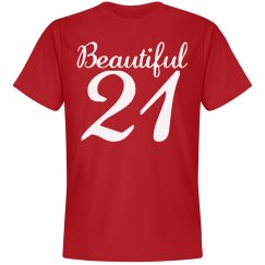 21 and beautiful