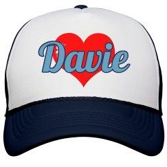 I love Davie