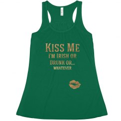 Golden Irish Kiss