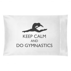 Gym pillow