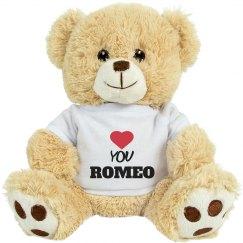love you romeo