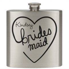 Custom Bridesmaid Gift