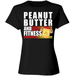 Peanut Butter and fitness
