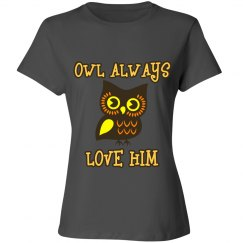 Owl Always Love Him