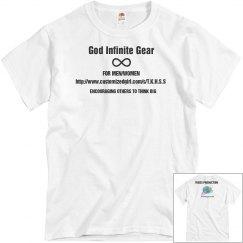 God Infinite Gear Promo