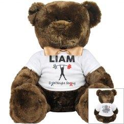 Liam's Large Teddy Bear