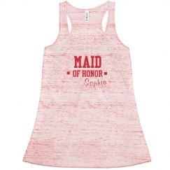 Custom Maid Of honor