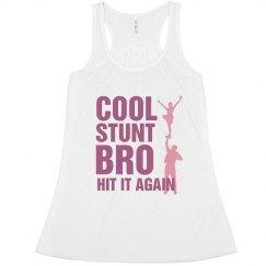 Cool Stunt Bro Flowy