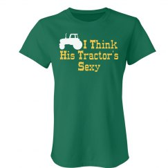 His Sexy Tractor