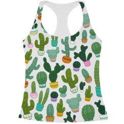 Cactus Succulent Illustration