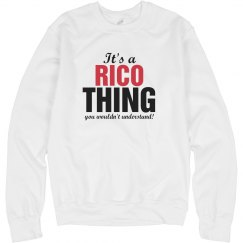 It's a Rico Thing