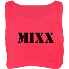 MIXX CROP TEE
