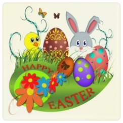 Happy Easter 1