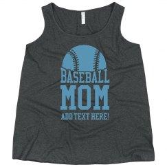 Cool & Trendy Custom Baseball Mom