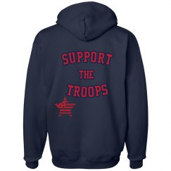 Support The Troops Hoodie