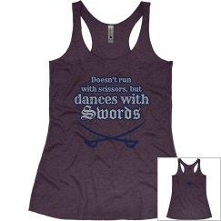 Dances with swords
