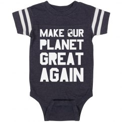 Make This Baby's Planet Great Again