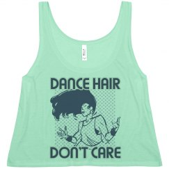 Dance Hair Geometric Neon