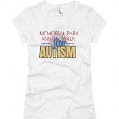 Memorial Park Autism Walk