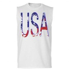 USA Patriotic Colors