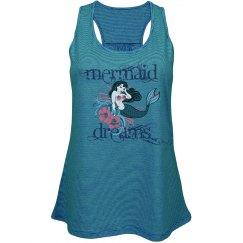 Pretty little Mermaid Dreams top