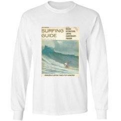 Flipper Goes Surfing