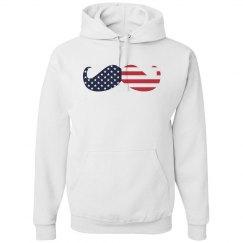 US Movember hoodie