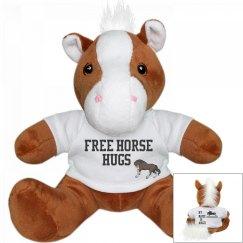 small pony stuffed animal
