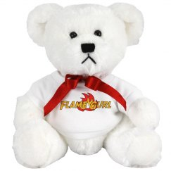Flame Gurl Logo Medium Bear