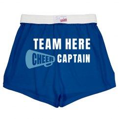 Cheer Captain Shorts