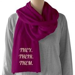ttt. scarf