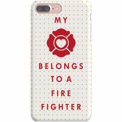 Firefighter Love Case