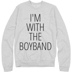 I'm With The Boy Band