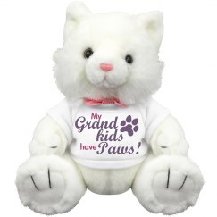 Grandkids Have Paws