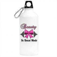 Beauty/Beast Mode Bottle