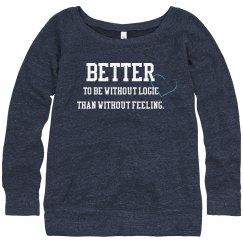 Without Logic Sweatshirt