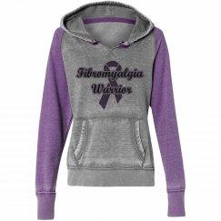 Fibromyalgia Warrior Hoodie