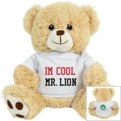 mr.lion is cute