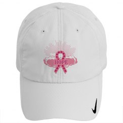 Pink Ribbon Of Hope Hat