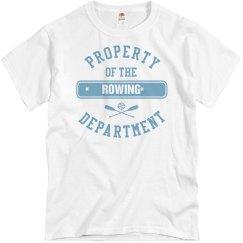 Rowing Department