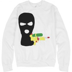 Watergun Crewneck