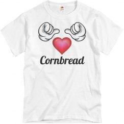I love cornbread