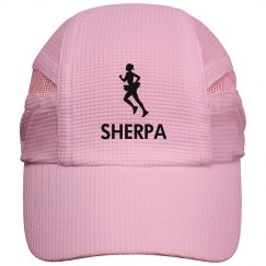 Sherpa running hat