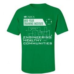 2017 MYTI Mens T-shirt - Kelly