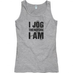 I Jog therefore I am
