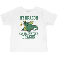 My Dragon Can Beat Yours