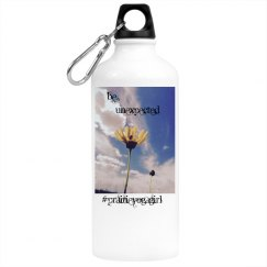 Be unexpected water bottle